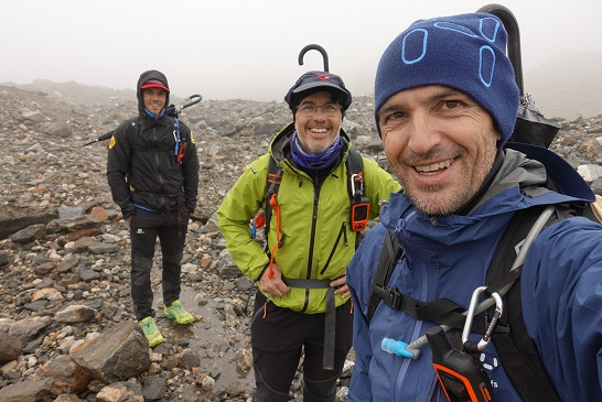 Cròniques del World Record Guinness 3x2x8000 de Sergi Mingote: Ja estem al camp base del Broad Peak (8)